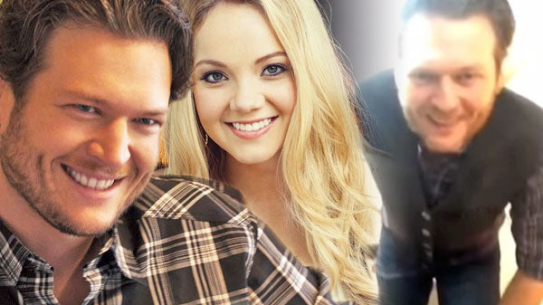 Danielle bradbery Songs | Danielle Bradbery's Video Snapchats of Blake Shelton (FUNNY!) (WATCH) | Country Music Videos