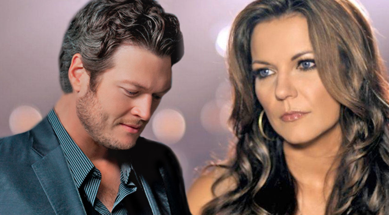 Martina mcbride Songs | Blake Shelton And Martina McBride Pull On Your Heartstrings With Emotional Song
