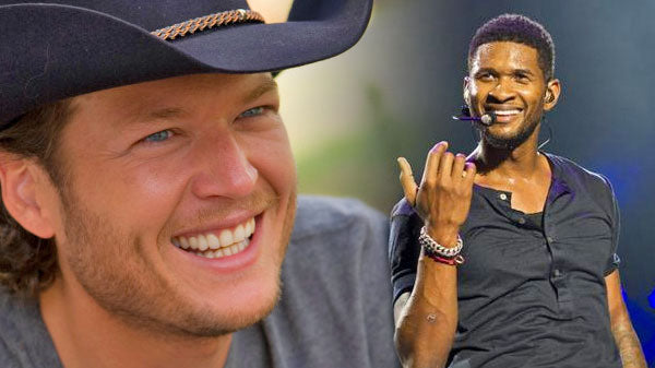 Usher Songs | Usher Covers Blake Shelton's