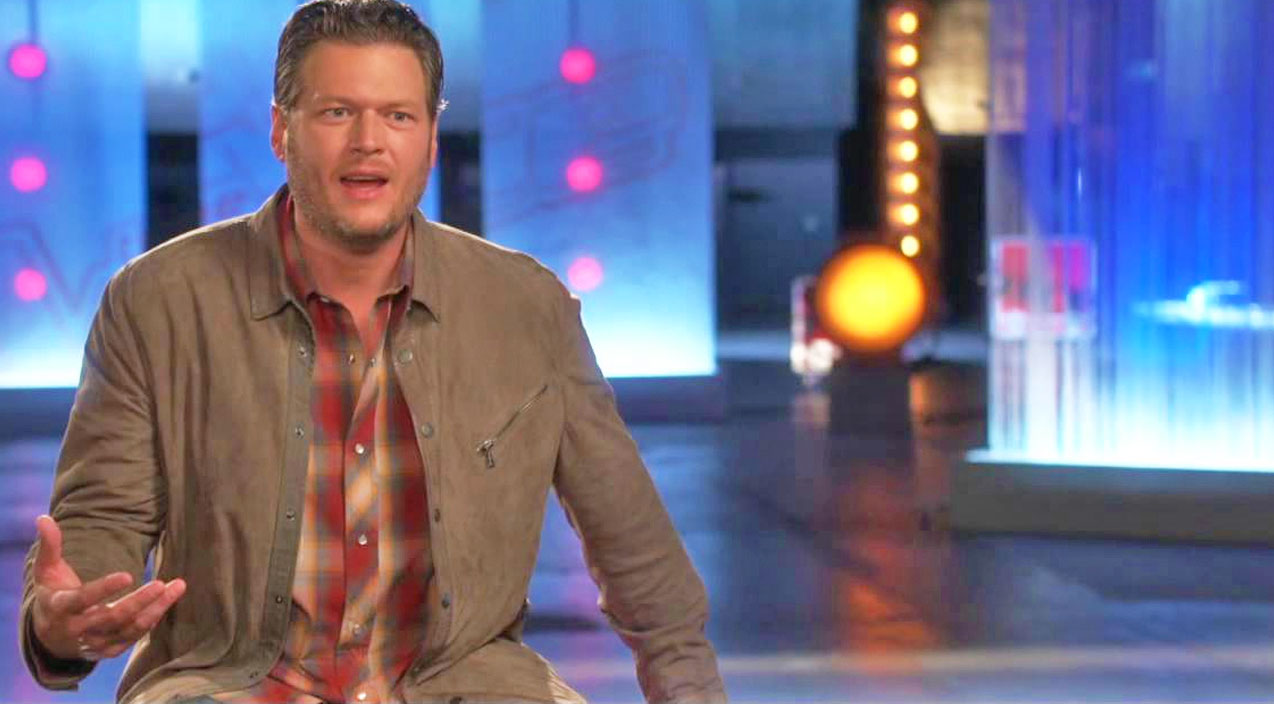 Blake shelton Songs | Blake Shelton Confesses: