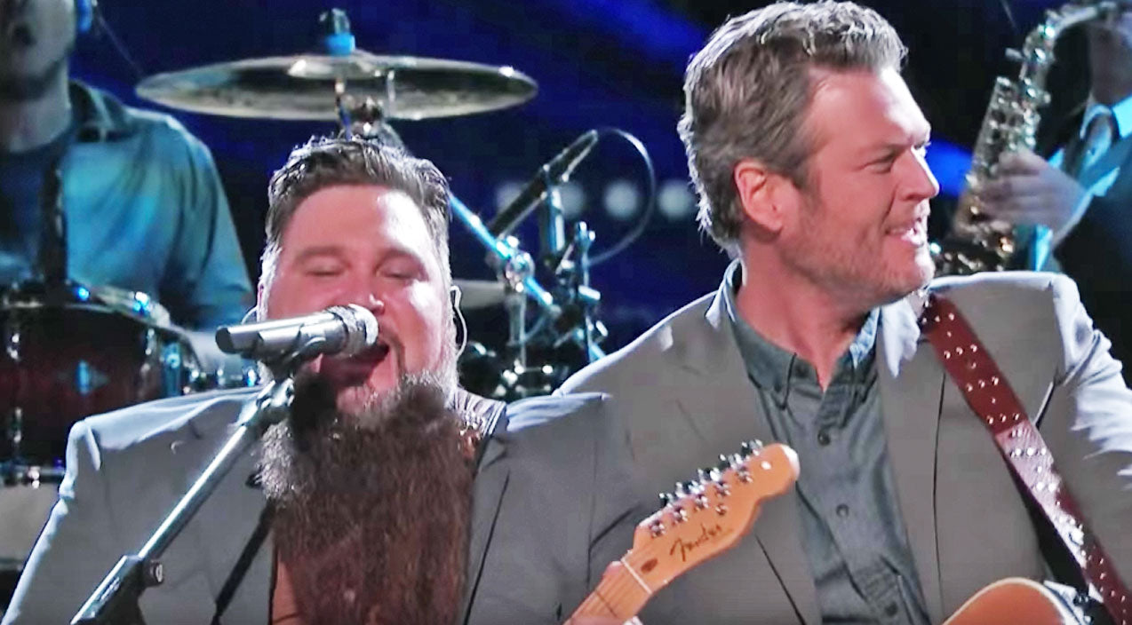 Blake shelton Songs | Sundance Head Teams Up With Blake Shelton For Rockin' Duet Of His Father's Hit Song | Country Music Videos