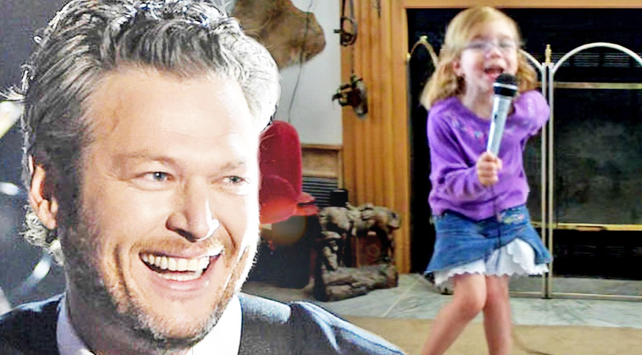 Blake shelton Songs | 4-Year-Old Performs Blake Shelton's 'The More I Drink' | Country Music Videos