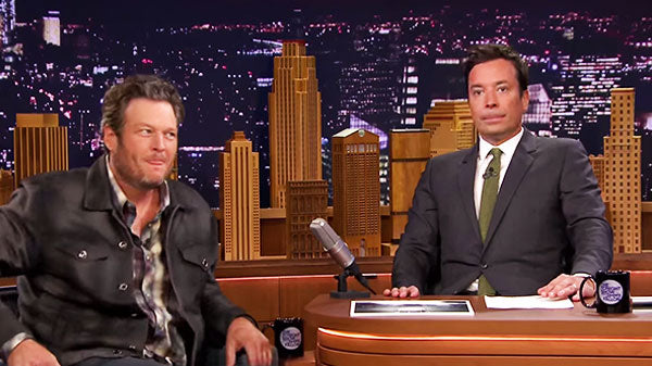 Blake shelton Songs | Blake Shelton - Best Coach on The Voice (Jimmy Fallon Show) | Country Music Videos