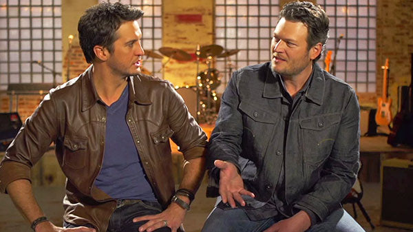 Luke bryan Songs | Blake Shelton - Behind the Scenes with
