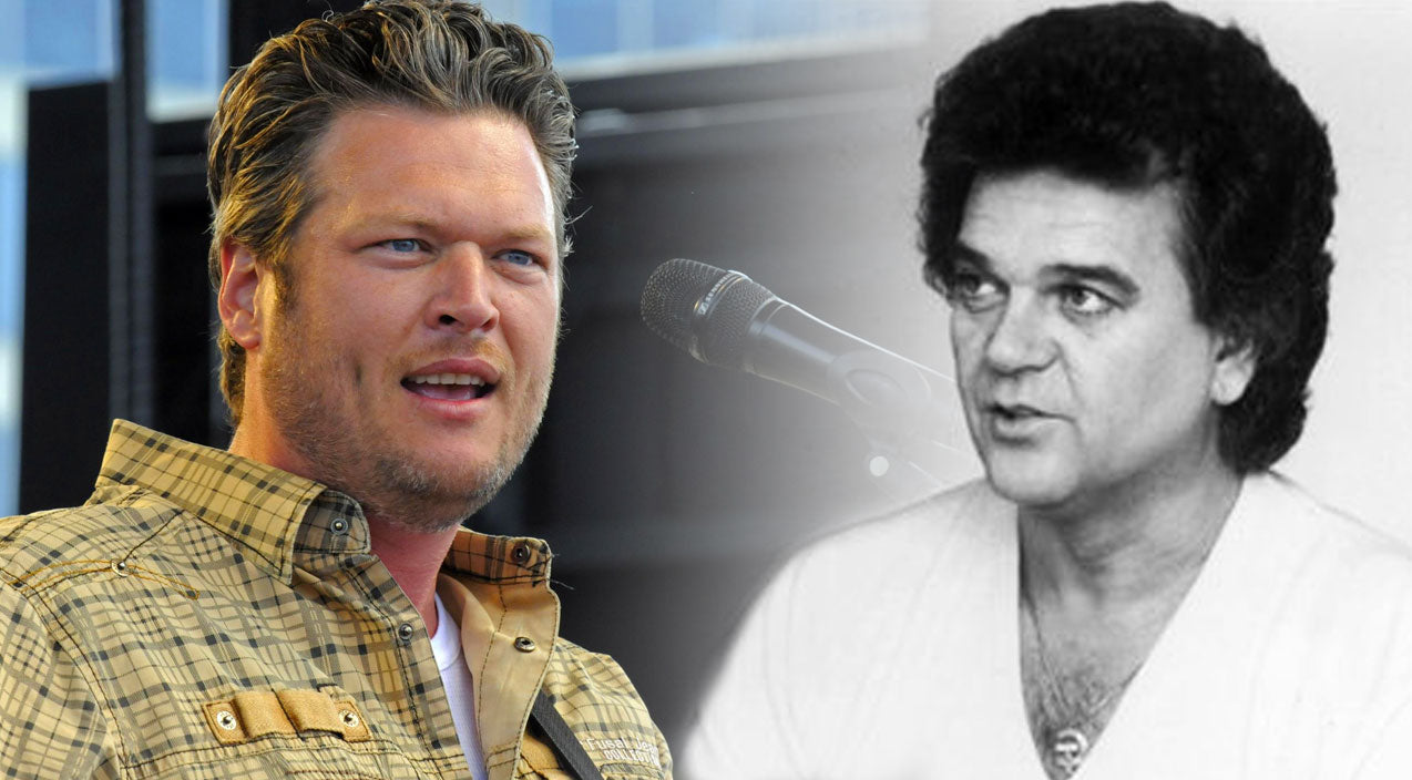Conway twitty Songs | Blake Shelton Covers Conway Twitty's 'Tight Fittin' Jeans' (VIDEO) | Country Music Videos