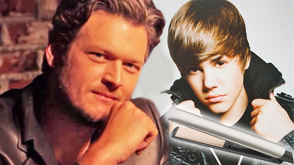Blake shelton Songs | Blake Shelton's Opinion On Men With Flat-Ironed Hair (Funny!) (VIDEO) | Country Music Videos