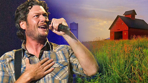 Blake shelton Songs | Blake Shelton - Green (LIVE) (WATCH) | Country Music Videos