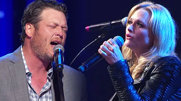 Blake shelton Songs | Blake Shelton and Miranda Lambert - Home (Live @ The Opry) | Country Music Videos