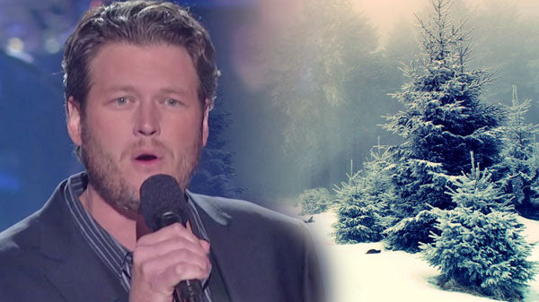 Blake shelton Songs | Blake Shelton - Let It Snow (LIVE) (VIDEO) | Country Music Videos