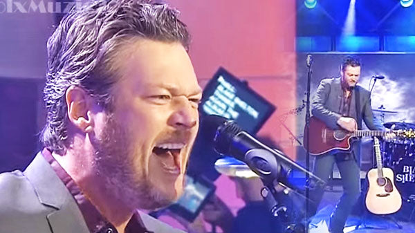 Blake shelton Songs | Blake Shelton - Neon Light (Today Show) | Country Music Videos
