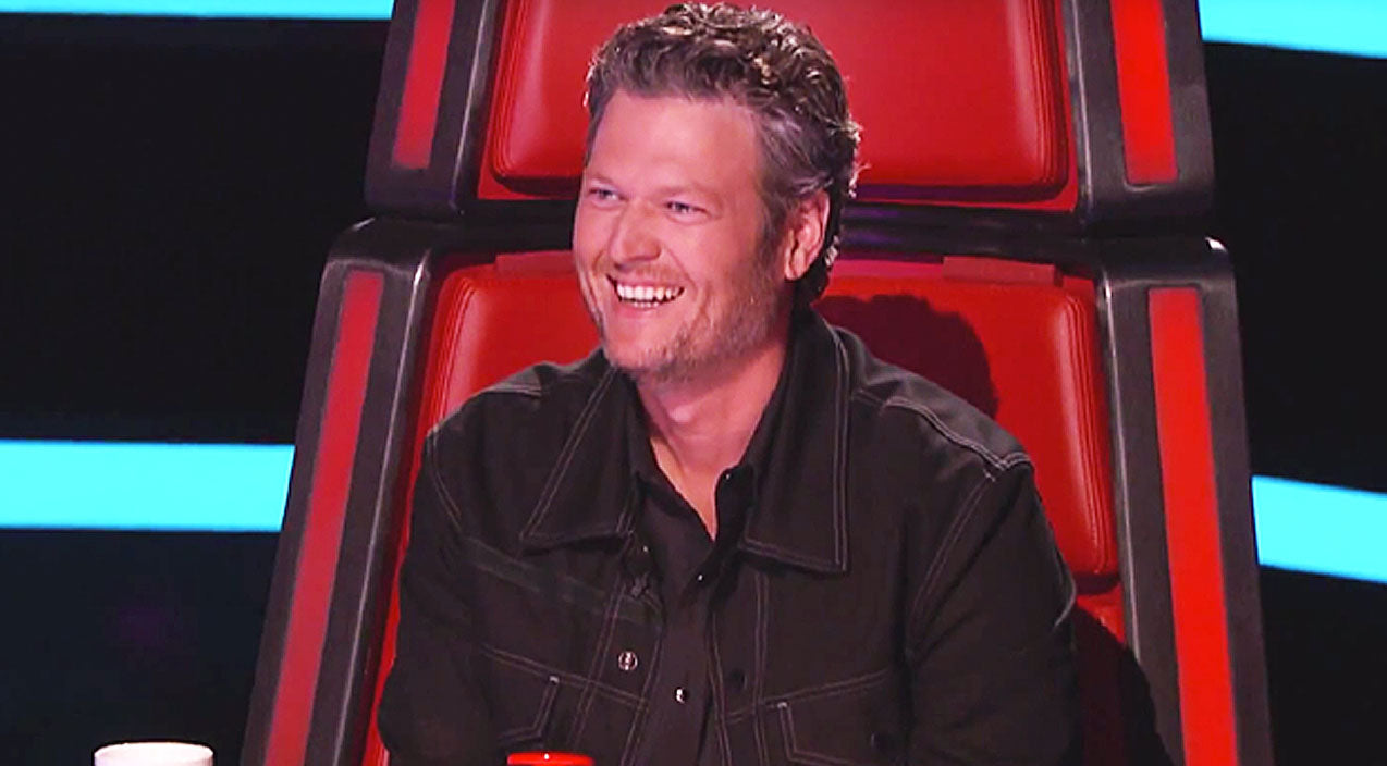 Blake shelton Songs | Blake Shelton Can't Stop Laughing After Comparing Adam Levine's Bald Head To This! | Country Music Videos