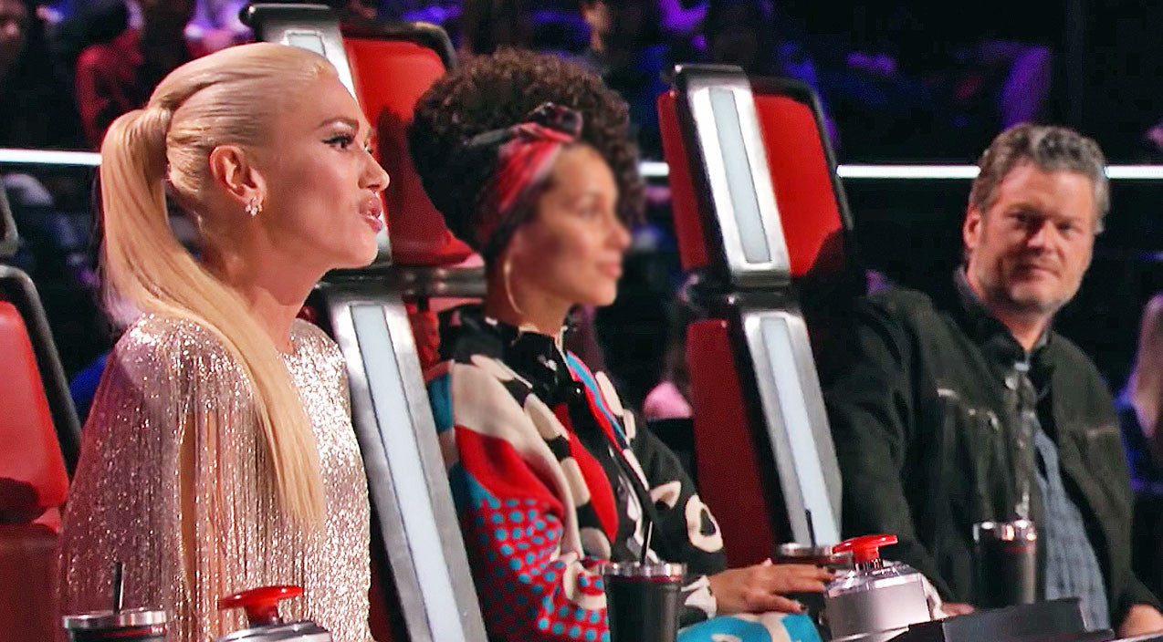Gwen stefani Songs | Blake Shelton Fires His 'First Nasty' Comment Towards Gwen Following Unreal Audition | Country Music Videos
