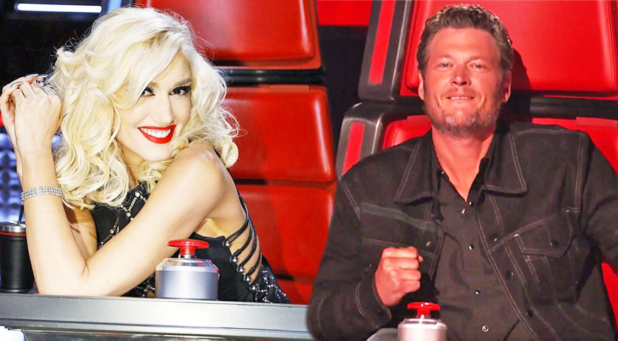 Gwen stefani Songs | Gwen Stefani Reveals What Song She & Blake Shelton Get Hot And Heavy To | Country Music Videos