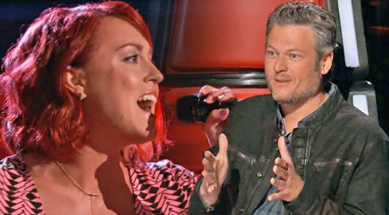 The voice Songs | 'Voice' Contestant Earns 4-Chair Turn For Mind-Blowing Rendition Of LeAnn Rimes' 'Blue' | Country Music Videos