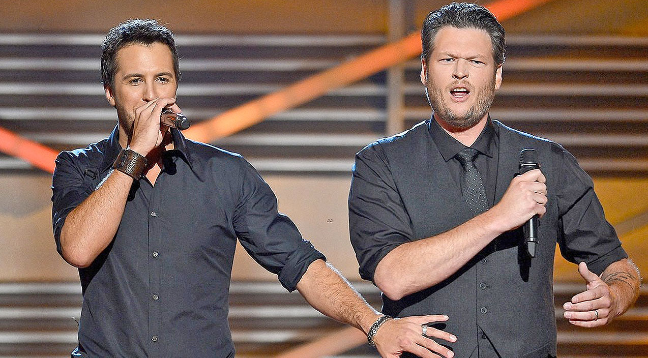 Luke bryan Songs | Find Out Why Luke Bryan Calls Blake Shelton A 'Terrible Person' | Country Music Videos