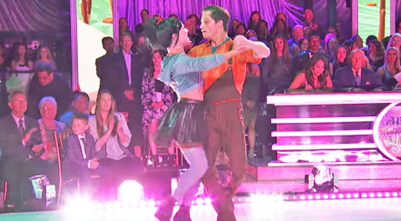 Dancing with the stars Songs | Bonner Bolton Can't Stop Smiling During Playful Tango On 'DWTS' | Country Music Videos