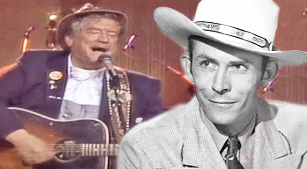 Hank williams Songs | Boxcar Willie Performs Mind-Blowing Medley Of Hank Williams' Biggest Hits | Country Music Videos