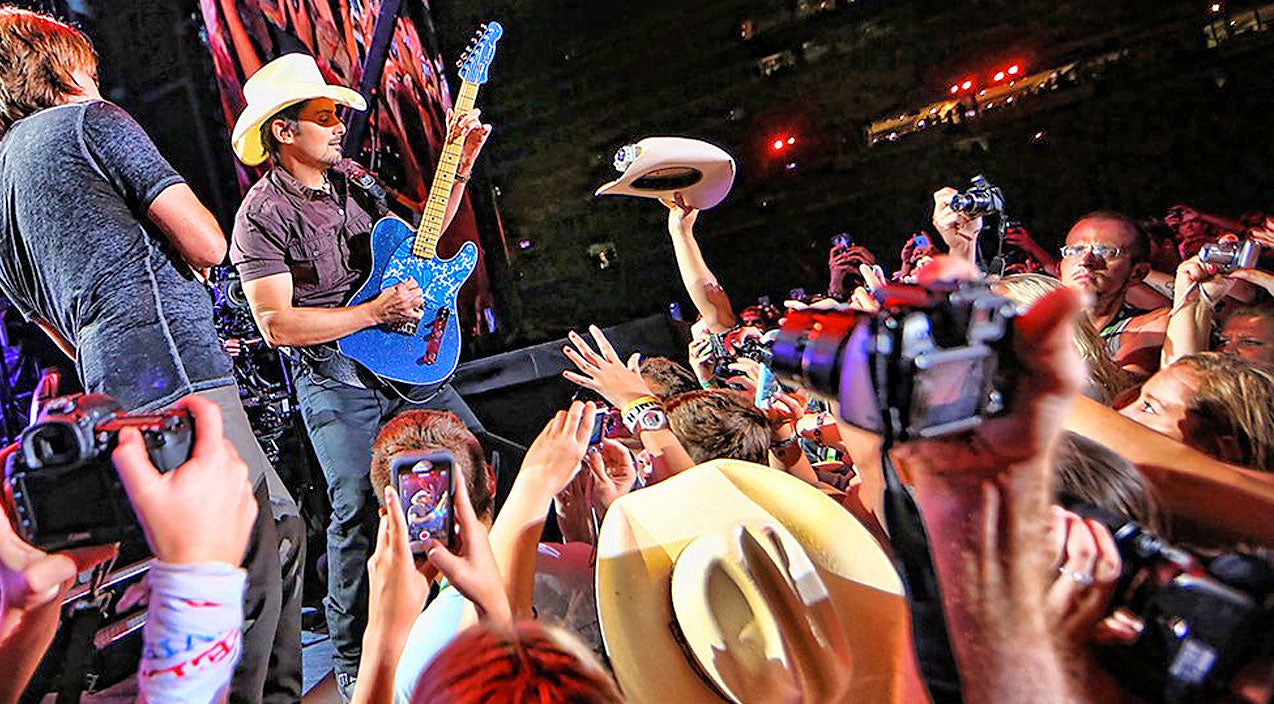 Brad paisley Songs | Star-Studded Country Music Festival Cancelled, But Why? | Country Music Videos