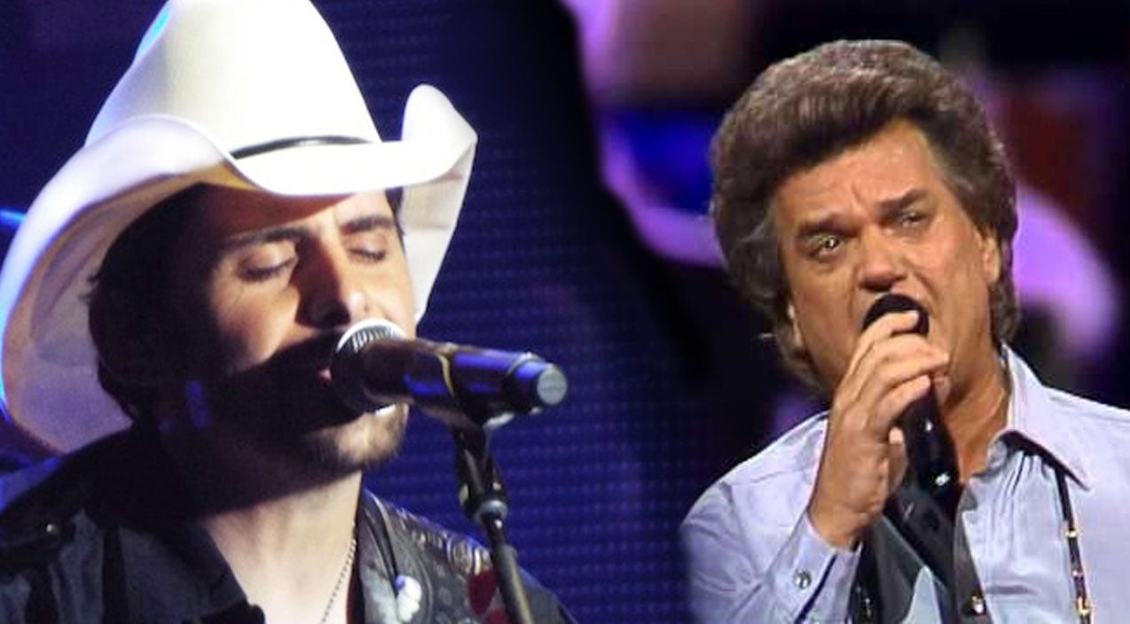 Classic country Songs | Hello, Darlin'! Brad Paisley Melts Hearts With A Tearjerking Southern Classic! | Country Music Videos