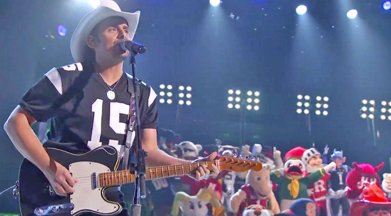 Modern country Songs | Brad Paisley Joined By Special Guests For CMA 'Country Nation' Performance | Country Music Videos