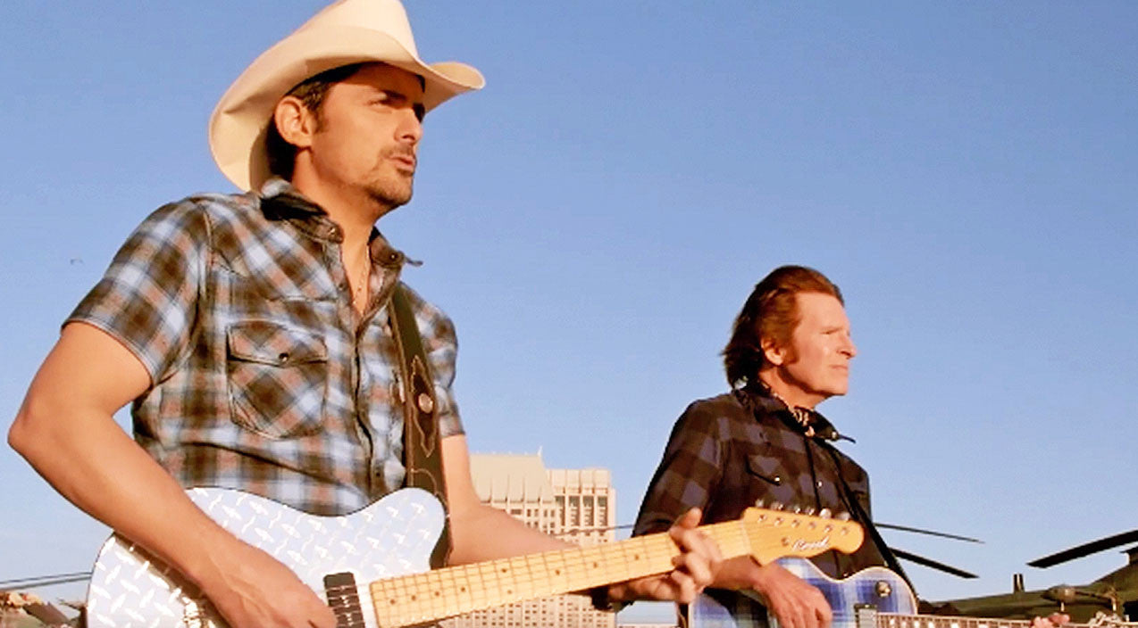 Modern country Songs | Brad Paisley & John Fogerty Publicly Slam Poor Treatment Of Veterans In Fiery New Song | Country Music Videos