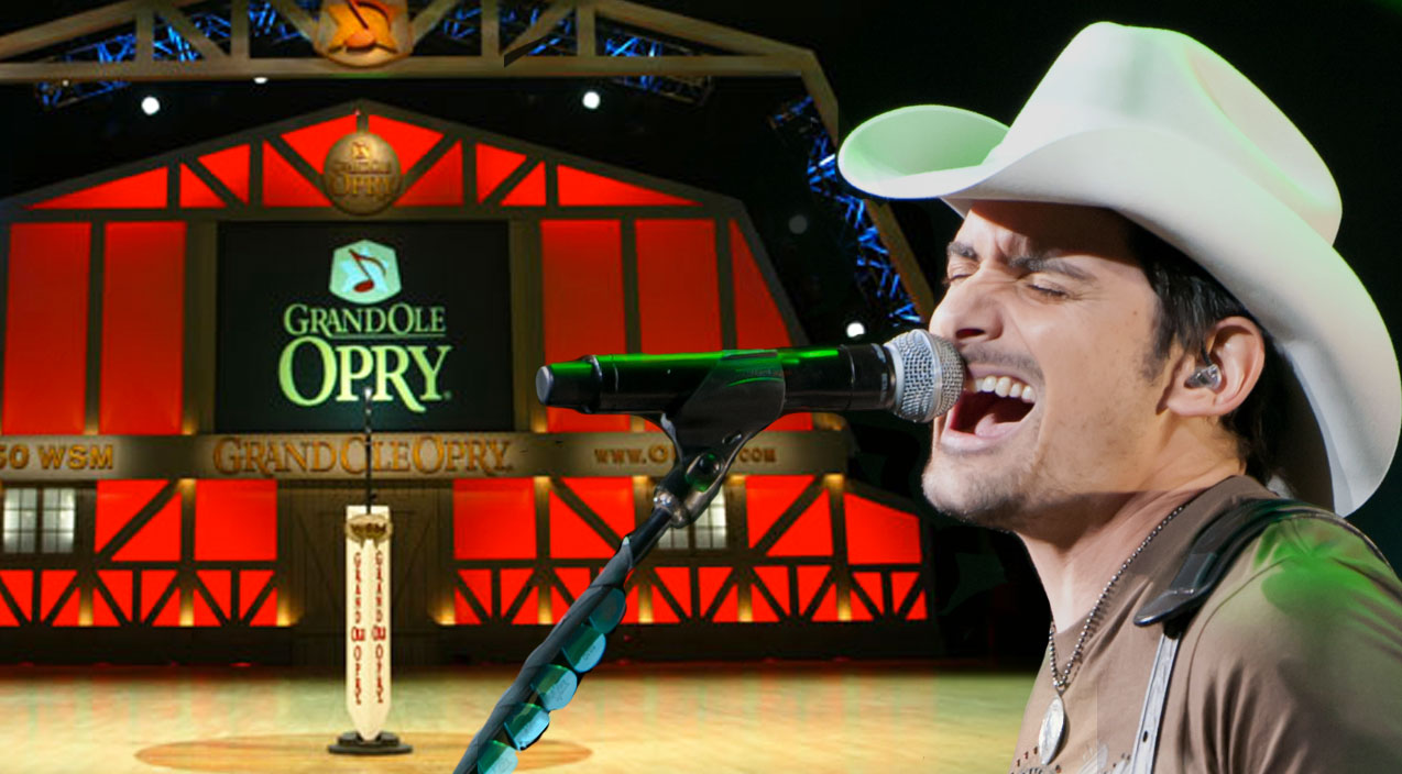 Brad paisley Songs | Amazing Brad Paisley Performances At The Grand Ole Opry | Country Music Videos