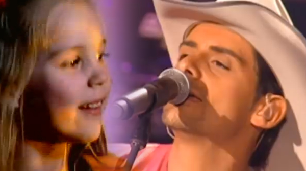 Brad paisley Songs | Brad Paisley - The World | Country Music Videos