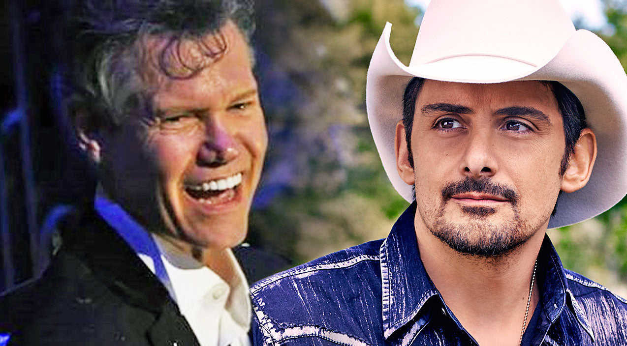 Randy travis Songs | Brad Paisley Shares Heartfelt Message Following Randy Travis' Miracle Performance | Country Music Videos