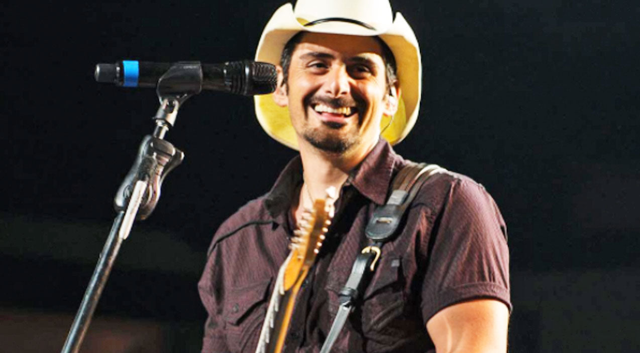 Luke bryan Songs | Brad Paisley Reveals Who He Will Be Voting For This November | Country Music Videos