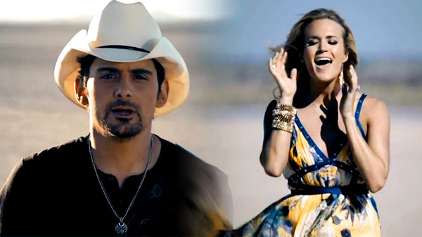 Brad paisley Songs | Brad Paisley - Remind Me (Ft. Carrie Underwood) | Country Music Videos