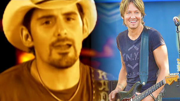 Brad paisley Songs | Brad Paisley - Start A Band (Duet with Keith Urban) | Country Music Videos