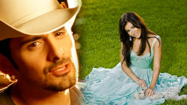 Brad paisley Songs | Brad Paisley - Waitin' On A Woman | Country Music Videos