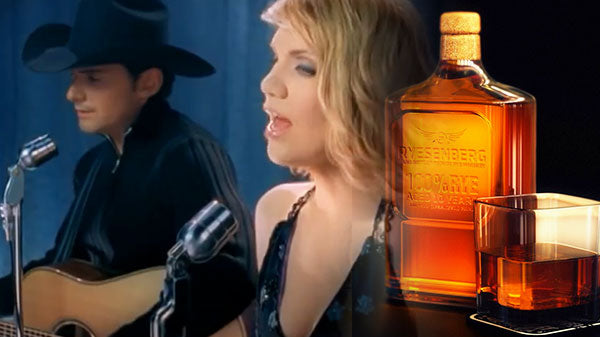 Brad paisley Songs | Brad Paisley and Alison Krauss Sing Heartbreaking Song 'Whiskey Lullaby' | Country Music Videos