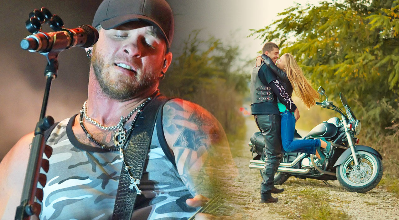 Brantley gilbert Songs | Brantley Gilbert's Heartfelt Song 'Hell On An Angel' Will Win You Over (LIVE) (WATCH) | Country Music Videos