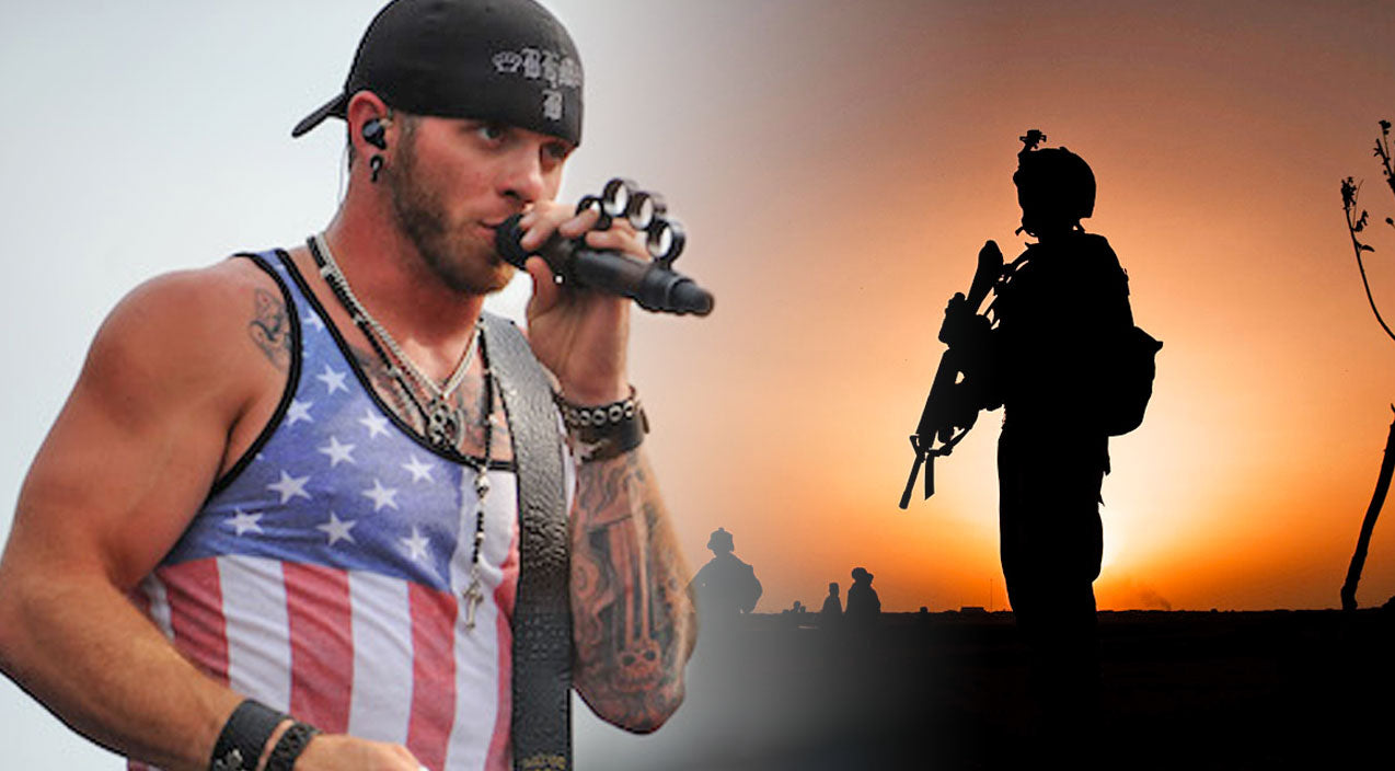 Brantley gilbert Songs | Brantley Gilbert's 'Take It Outside' Serves As Powerful Tribute To U.S. Marines | Country Music Videos