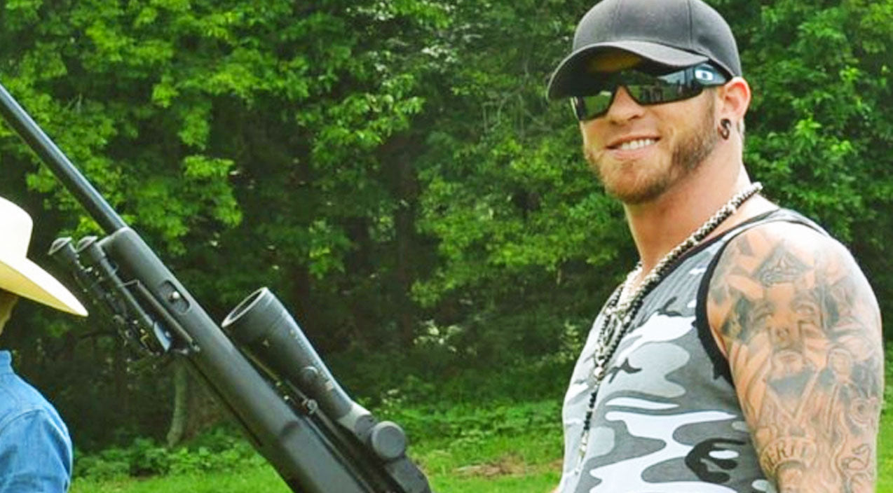 Brantley gilbert Songs | Who Gave Brantley Gilbert a BB Gun? Hilarious!! (WATCH) | Country Music Videos