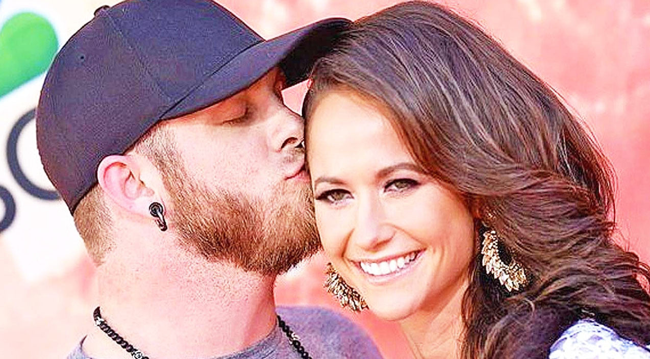 Brantley gilbert Songs | Brantley Gilbert Gushes Over Seeing His Wife For The First Time After Years Apart | Country Music Videos