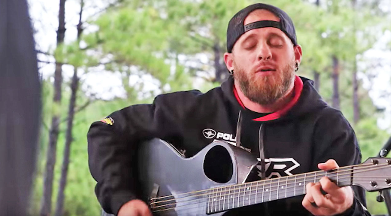 Brantley gilbert Songs | Brantley Gilbert Delivers Intimate Performance For Veterans With 'One Hell Of An Amen' | Country Music Videos