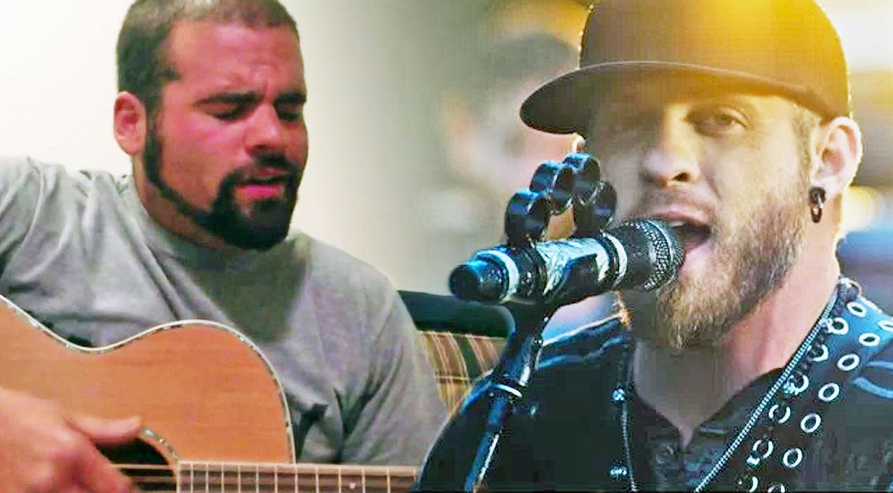 Modern country Songs | Former 'Voice' Contestant Delivers Emotional Cover Of Brantley Gilbert's 'Fall Into Me' | Country Music Videos