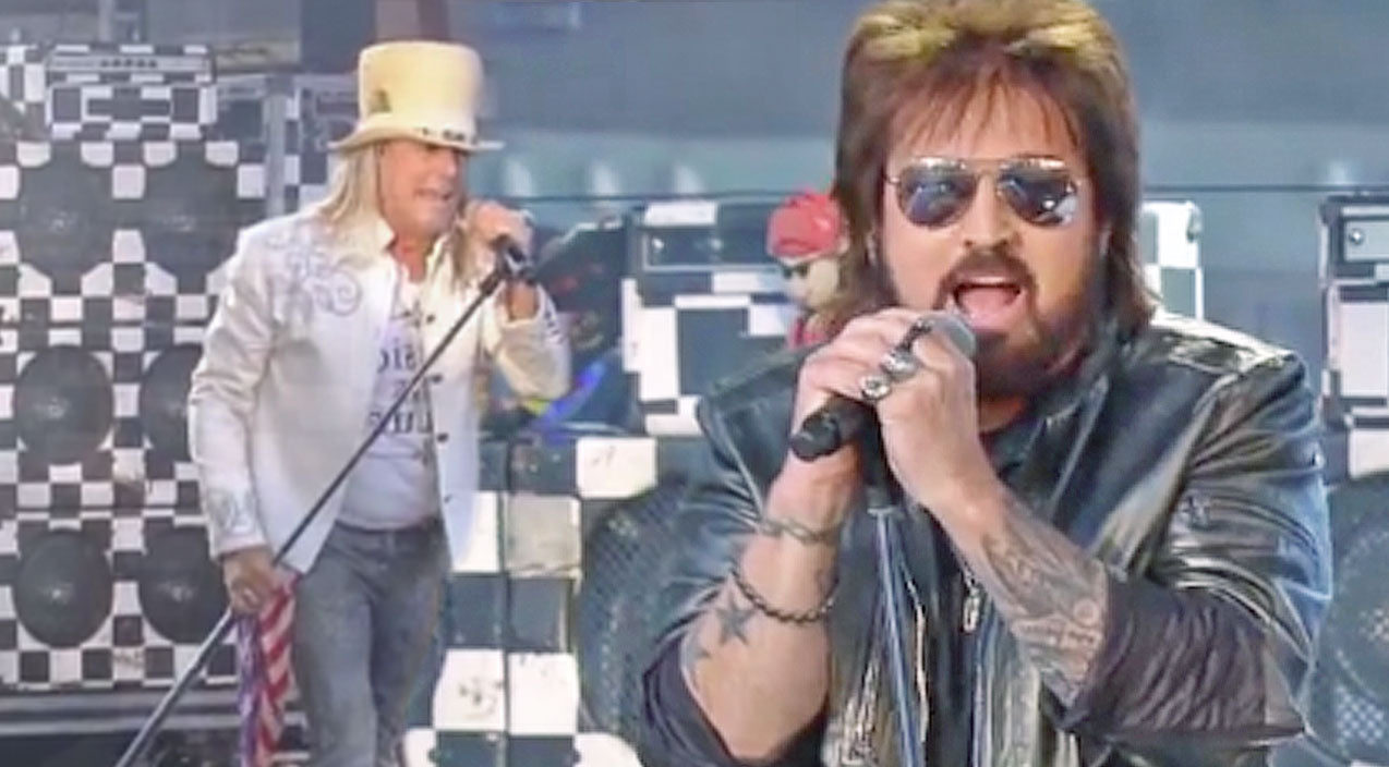 Cheap trick Songs | Billy Ray Cyrus And Cheap Trick Bring The House Down With Rockin' CMT Awards Performance | Country Music Videos