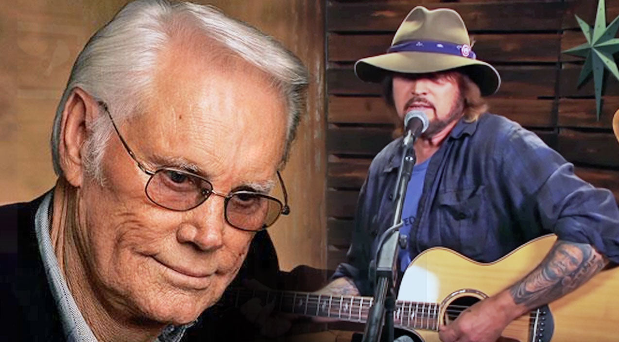 George jones Songs | Billy Ray Cyrus Bleeds Country In Chilling 'He Stopped Loving Her Today' Tribute | Country Music Videos