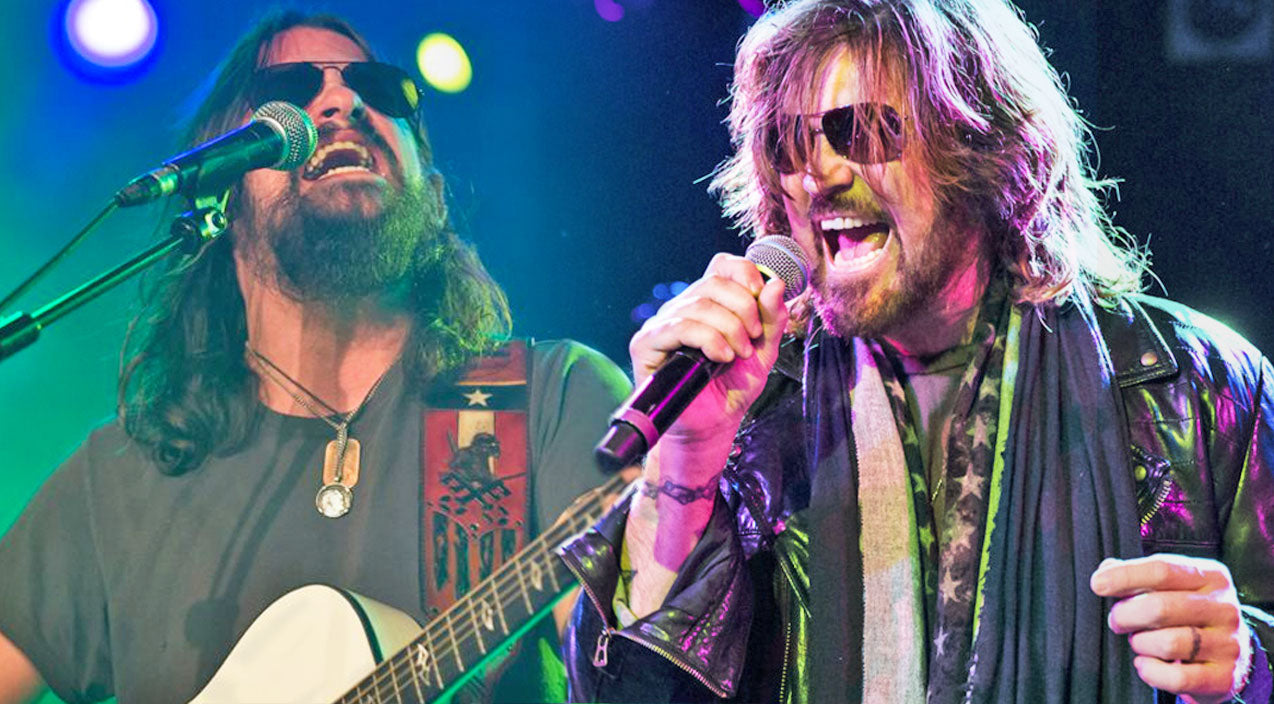 Waylon jennings Songs | Paying Tribute To A Legend: Billy Ray Cyrus & Shooter Jennings Sing A Waylon Jennings Classic | Country Music Videos