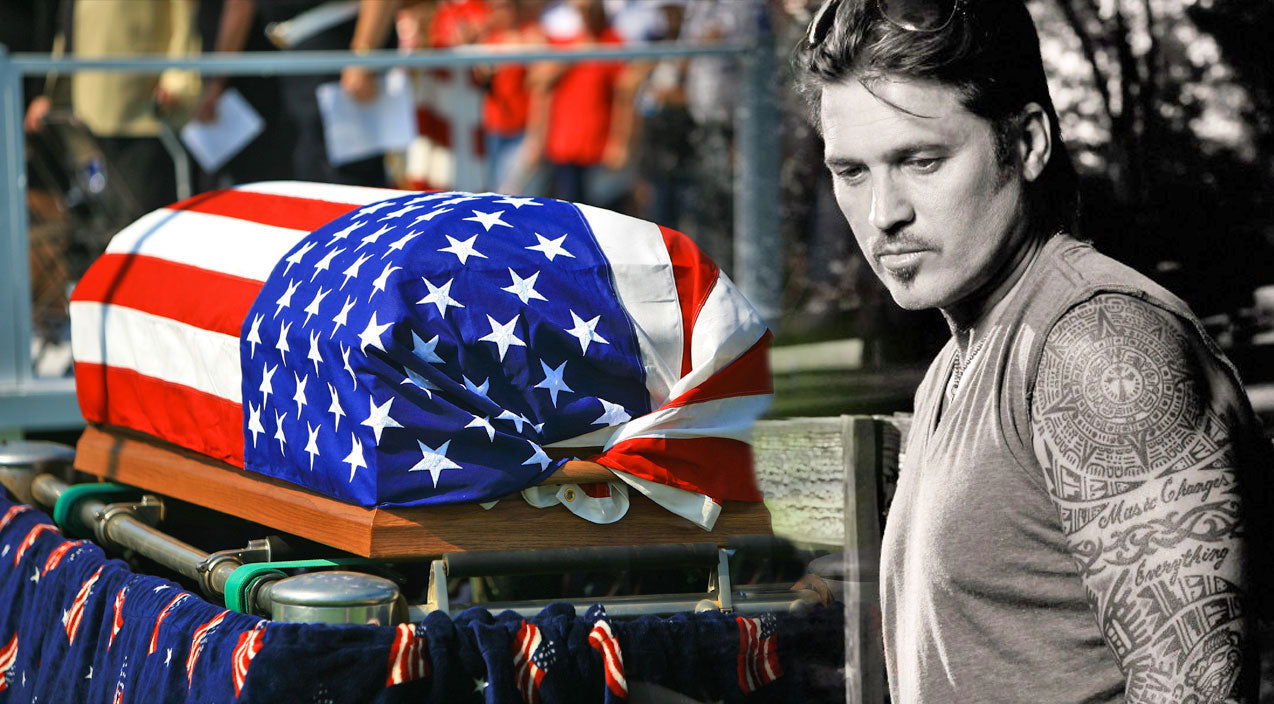 Billy ray cyrus Songs | Billy Ray Cyrus' Dedication Of 'Some Gave All' To Military Families Has Us All In Tears | Country Music Videos