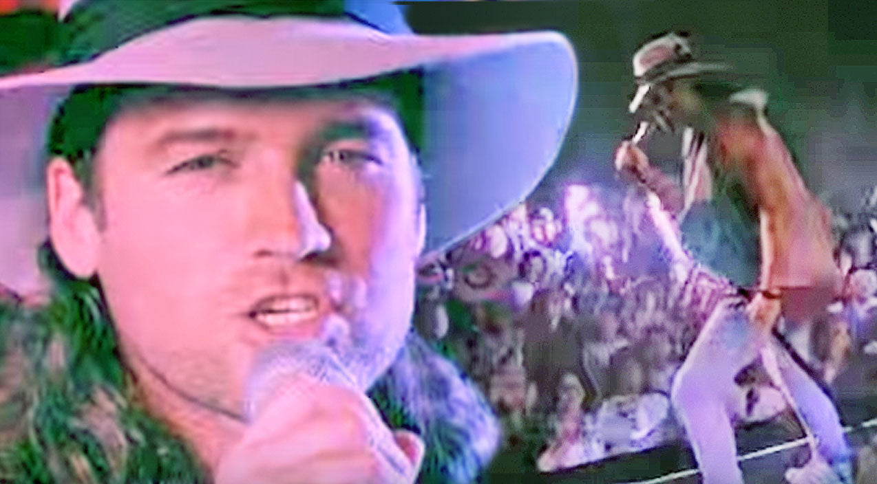 Billy ray cyrus Songs | Watch Billy Ray Cyrus Tear The House Down With Rockin' Performance Of 'Talk Some' | Country Music Videos