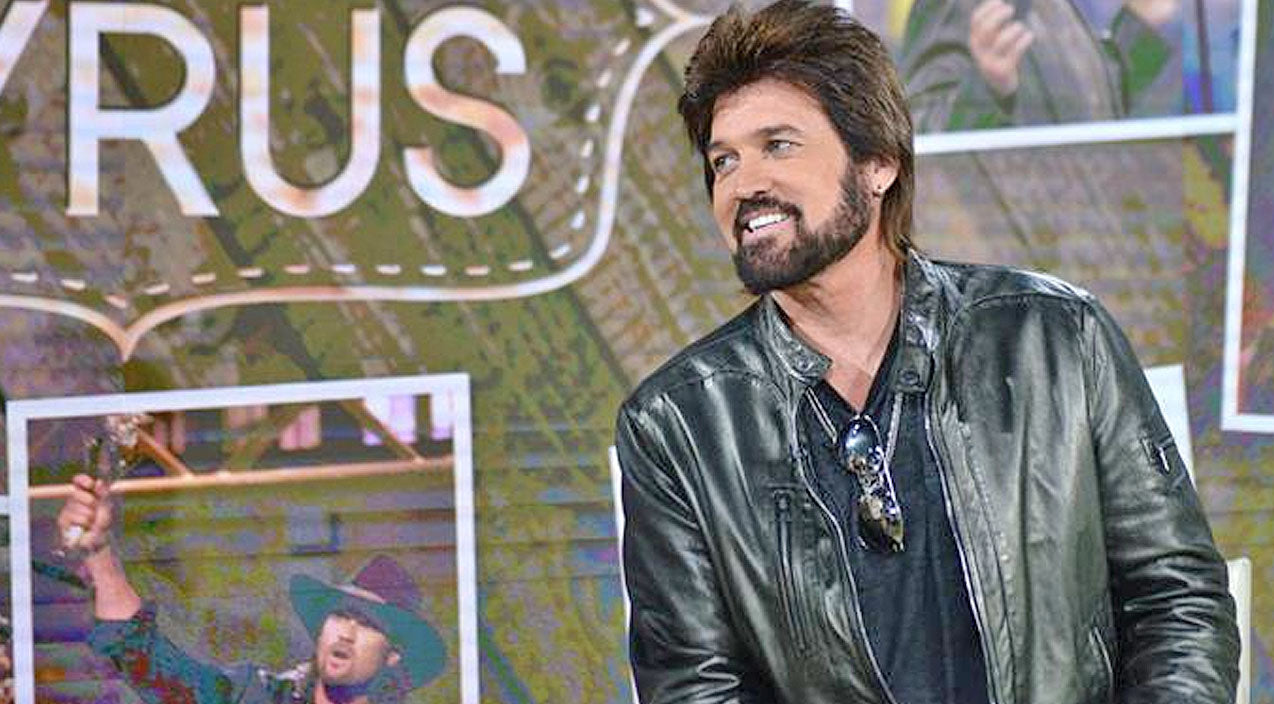Billy ray cyrus Songs | Billy Ray Cyrus Reveals Which Rock Legends He's Performing With At The CMT Awards | Country Music Videos
