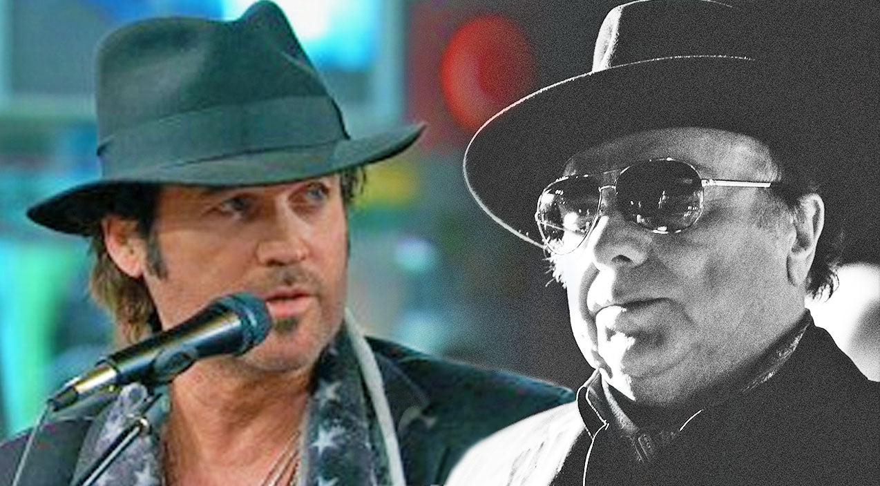 Van morrison Songs | Billy Ray Cyrus Delivers Gritty, Country Cover Of Legendary Van Morrison Hit | Country Music Videos