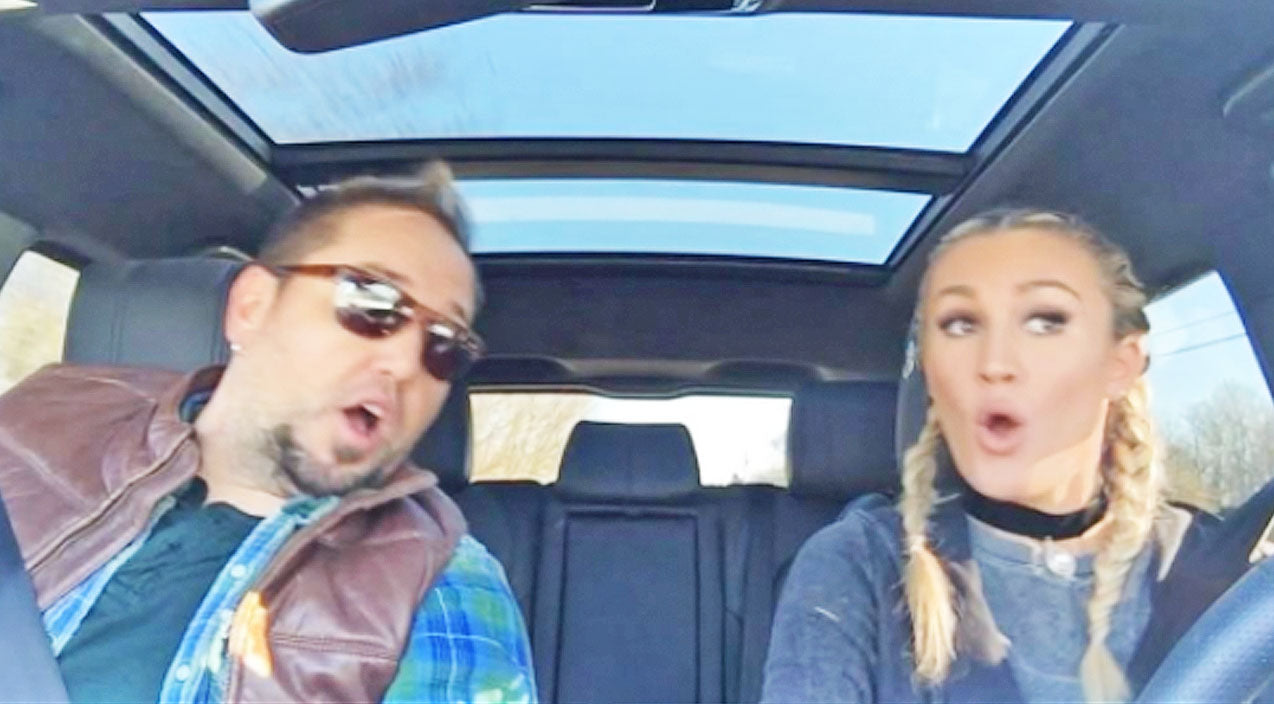 Jason aldean Songs | Jason Aldean & Wife Debut First 2017 Carpool Karaoke, And It's Hysterical | Country Music Videos