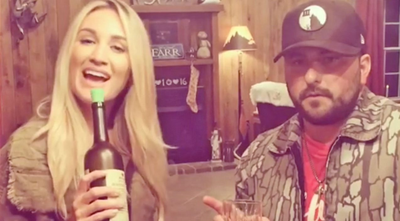 Tyler farr Songs | Jason Aldean's Wife Asks Country Singer For Makeup Tips | Country Music Videos