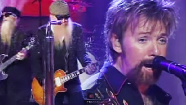 Brooks & Dunn and ZZ Top - She Loves My Automobile | Country Music Videos