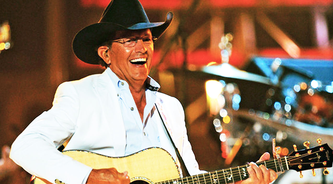 George strait Songs | George Strait Delivers Boot Scootin' Tribute To Brooks & Dunn At Their 'Last Rodeo' | Country Music Videos